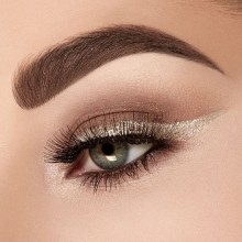 Fard de ochi Catrice Liquid Metal Longlasting Cream Eyeshadow 020 Champagne Shower