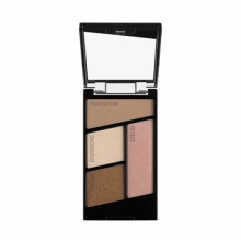 Fard de ochi Wet n Wild Color Icon Eyeshadow Quads - Walking on Eggshells