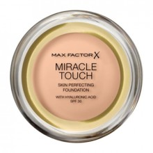 Fond de ten Max Factor Miracle Touch Foundation 35 Peal Beige