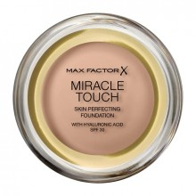 Fond de ten Max Factor Miracle Touch Foundation 45 Warm Almond