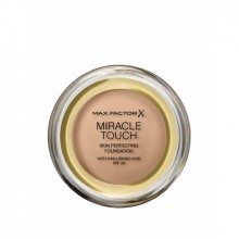Fond de ten Max Factor Miracle Touch Foundation 48 Golden Beige