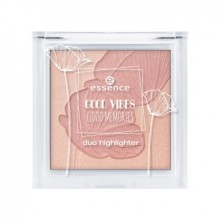 Iluminator Essence good vibes good memories duo highlighter 01