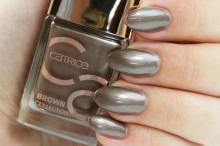 Lac de unghii Catrice Brown Collection Nail Lacquer 02 Sophisticated Vogue