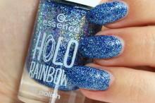 Lac de unghii Essence  holo rainbow nail polish 03 Holo Rocks