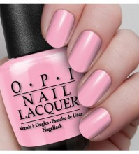 Lac de unghii OPI NAIL LACQUER - I Think In Pink