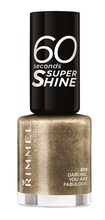 Lac de unghii Rimmel 60 Seconds Shine, 809 Darling, you are fabulous!