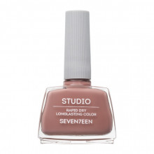 Lac de unghii Seventeen STUDIO RAPID DRY LASTING COLOR No 135