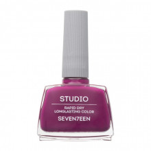 Lac de unghii Seventeen STUDIO RAPID DRY LASTING COLOR No 140