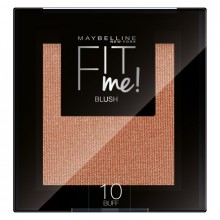 Maybelline New York Fit Me Blush Fard de obraz - 4.5g, 10 Buff