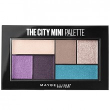 Maybelline New York The City Mini Palette Paleta de farduri - 6g, 450 Graffiti pop
