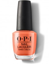 OPI Nail Lacquer - GREASE Summer Loving'having a Blast! 15ml