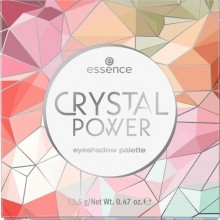 Paleta farduri de ochi Essence CRYSTAL POWER EYESHADOW PALETTE