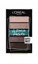 Paleta farduri pleoape L'Oreal Paris La Petite Palette Optimist - 4g