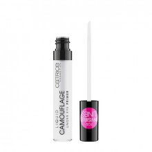 Primer pentru zona ochilor Catrice LIQUID CAMOUFLAGE UNDER EYE PRIMER 010 Primed and smooth