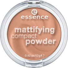 Pudra Essence Mattifying Compact 02 Soft Beige, 12 gr