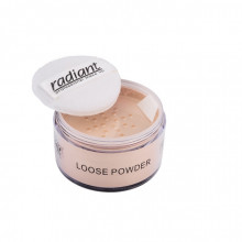 Pudra RADIANT LOOSE POWDER NO 03 - TRANSPARENT IVORY