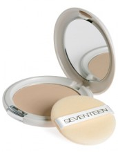 Pudra Seventeen Natural Silky Compact Powder No 7 - Ivory