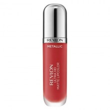 Revlon Ultra HD Metallic Matte Lip Color HD 700 Flare