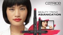 Ruj Catrice Lip Dresser Shine Stylo 010 Simply natural perfection