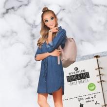 Spray primer hidratant essence prime & last -daily diaries- hydrating primer mist 01
