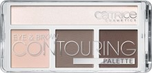 Trusa Catrice Eye & Brow Contouring Palette 010