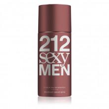 Carolina Herrera 212 Sexy Men Deospray 150ml