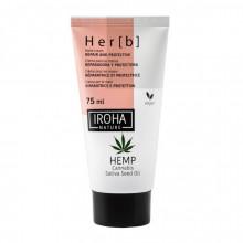 Crema de maini Iroha Hand Cream Repair&Protective Cannabis Seed Oil