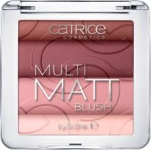 Fard de obraz Catrice Multi Matt Blush 020
