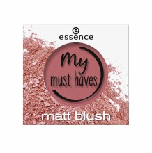 Fard de obraz Essence MY MUST HAVES MATT BLUSH 01 It's berry time