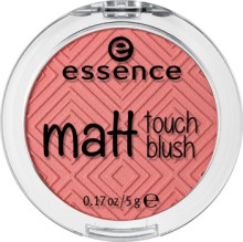 Fard de obraz mat Essence Touch Blush 10 Peach Me Up!, 5gr