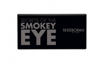 Fard de ochi Deborah Secrets of the Smokey Eye 03 - Black Smokey Eye, 5 g