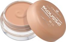 Fond de ten spuma Essence soft touch mousse make-up 01 Matt Sand 16gr