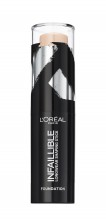 Fond de ten stick L'Oreal Paris Infaillible Shaping Stick 130 Vanilla - 9g