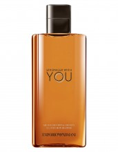 Gel de dus Emporio Armani Stronger With You, 200 ml