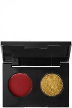 Kit pentru buze Maybelline New York Lip Python 5 Passionate - 1.2 g ruj; 1.5 g fard metalizat