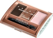 Kit pentru sprancene Bourjois Brow Palette Blonde