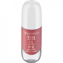 Lac de unghii essence this is me. gel nail polish 06