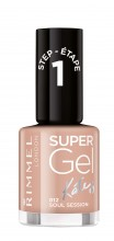 Lac de unghii Rimmel Super Gel , 012 Soul Session