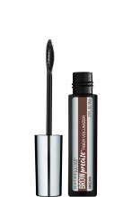 Mascara pentru sprancene Maybelline New York Brow Precise Fiber Filler 06 Deep Brown - 6 ml