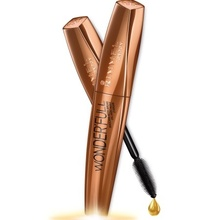 Mascara Rimmel Wonder'full cu ulei de Argan, 001 Black