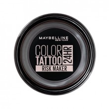 Maybelline New York Fard de pleoape rezistent la apa Color Tattoo 24H 190 Risk Maker 4g