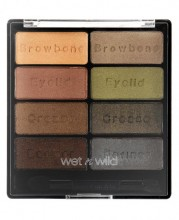 Paleta farduri de ochi Wet n Wild Color Icon 8 Palette Comfort Zone