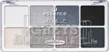 Paleta farduri de pleoape Essence All About Greys eyeshadow 04 Greys 9,5 gr