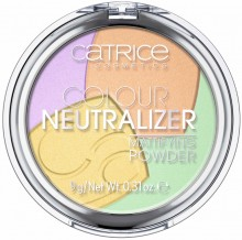 Pudra corectoare Catrice Colour Neutralizer Mattifying Powder 010