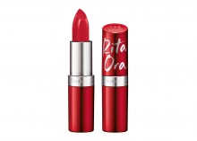 Ruj Rimmel Lasting Finish By Rita Ora Editie Limitata 001 Tempt Me
