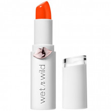 Ruj Wet n Wild Mega Last Lip Color High-Shine Tanger-ring the Alarm