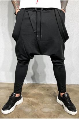 Pantaloni Barbati Slim Fit Cu Tur Lasat XL M2009