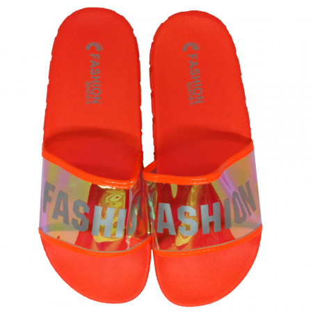 Papuci Plaja, Holo, Fashion summer, Orange