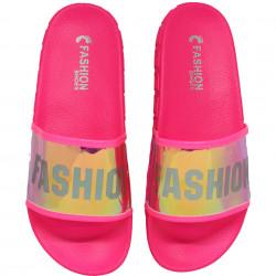 Papuci Plaja, Holo, Fashion summer, Pink