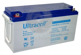 Poze Baterie (acumulator) GEL Ultracell UCG150-12, 150Ah, 12V, deep cycle